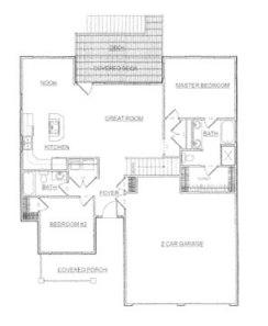 Popular Floor Plans Scott Gann Construction